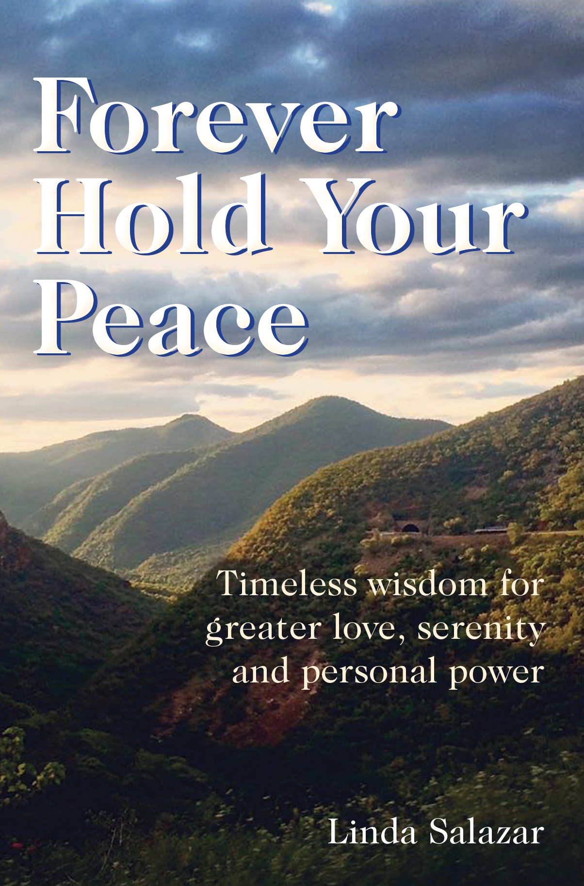 Forever Hold Your Peace Book